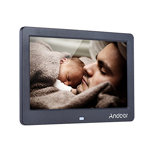 """Andoer 10"""" Digital Picture Photo LED HD Wide Screen Elect..."""