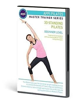 APPI DVD con ejercicios de Pilates en posición de pie, nivel ...