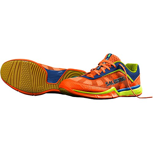 Salming Viper 3.0 orange - Homme, Orange, US 10.5 | EU 44 2/3 | UK 9.5 | 28.5cm