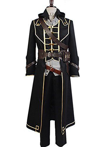 Caleshop Corvo Attano Cosplay Costume Outfit Set Suit (XX-Large) (Cosplay Shop)