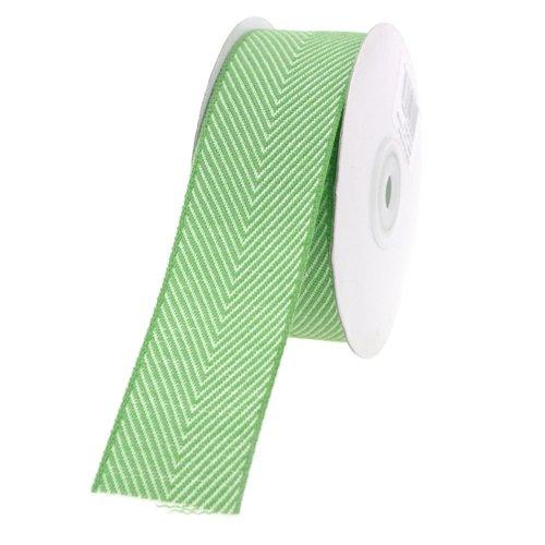 Homeford FHV000043937 10 yd Chevron Herringbone Cotton Ribbon, 1.5