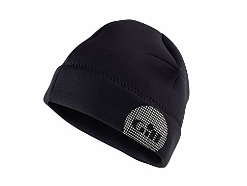 - Gill Thermoskin Neoprene Beanie - Small/Medium Black