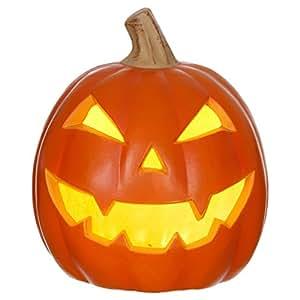 "Halloween Pumpkin Orange 9"" - Hyde and Eek! Boutique (SCARY)"