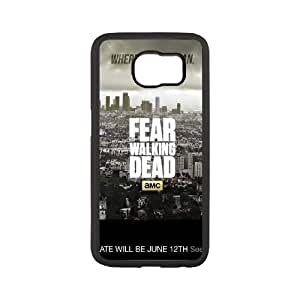 SOKY(TM) Diy Custom samsung galaxy S6 edge+ plus Case for Fear the Walking Dead Shell Phone Case