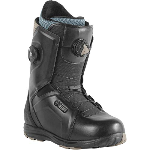 Nidecker Hylite H-Lock Snowboard Boot (Black, 11.5) - Men's ()