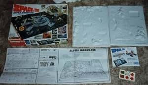 Space 1999 Alpha Moonbase Rare Model Kit