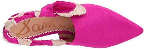 Magenta Women's Rivers Natural Pink Edelman Sam Mule pq7anw6xR