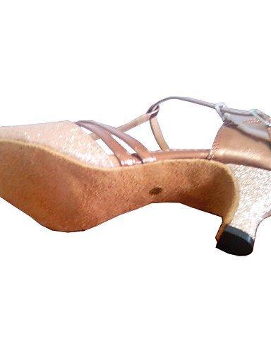 Femmes Couleur Talon Danse Chaussures Des Latin De Danse Mesure Salsa Sandale De Personnalisé Multi Shangyi Sur qnSZXX