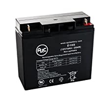 APC SUA24XLBP 12V 18Ah UPS Battery - This is an AJC Brand® Replacement