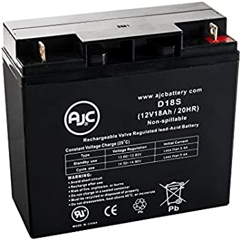 apc smart ups 2200xl su2200xl 12v 18ah ups battery replacement this is an ajc. Black Bedroom Furniture Sets. Home Design Ideas