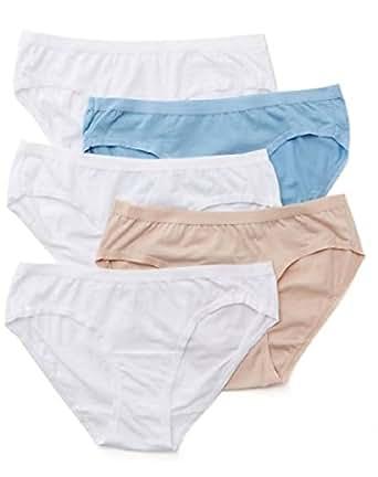 Vanity Fair Women S True Comfort Cotton Stretch Five Pack