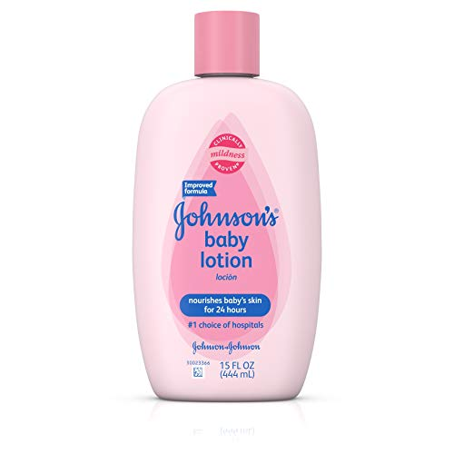 Johnson's Baby Lotion, 15 Fl. Oz