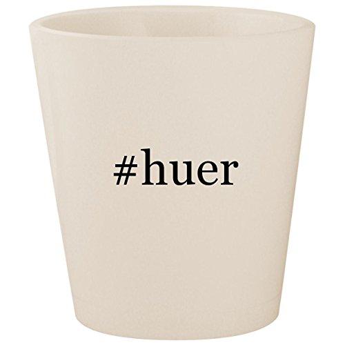 Price comparison product image huer - White Hashtag Ceramic 1.5oz Shot Glass