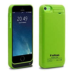 Iphone 5 5s 5c Slim Battery Case Battery Rechargeable Backup Case Cover Portable