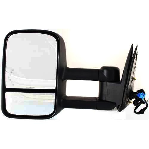 Chevy Silverado Sierra 03 - 07 Towing Power Heated With Signal Light Mirror Lh (03 Chevy Power Towing Mirrors compare prices)