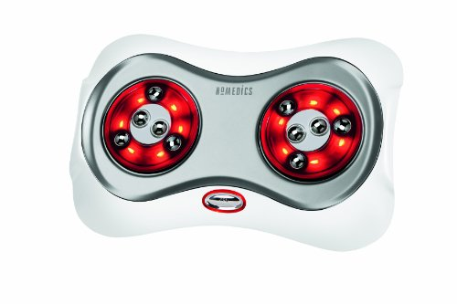 HoMedics Shiatsu Foot Massager with Heat | 4 Rotational Head