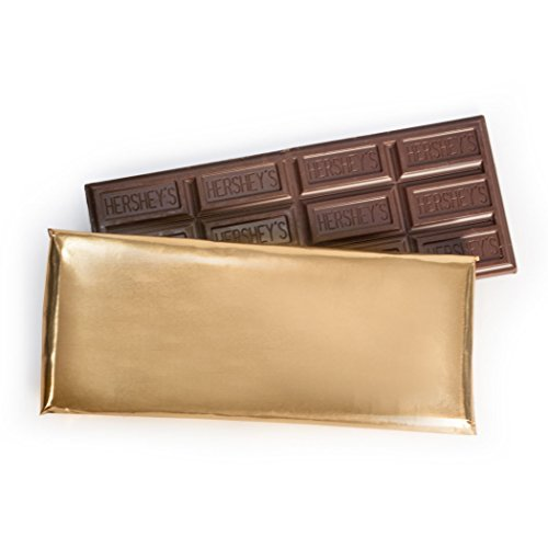 Gold Foil Wrapped HERSHEY