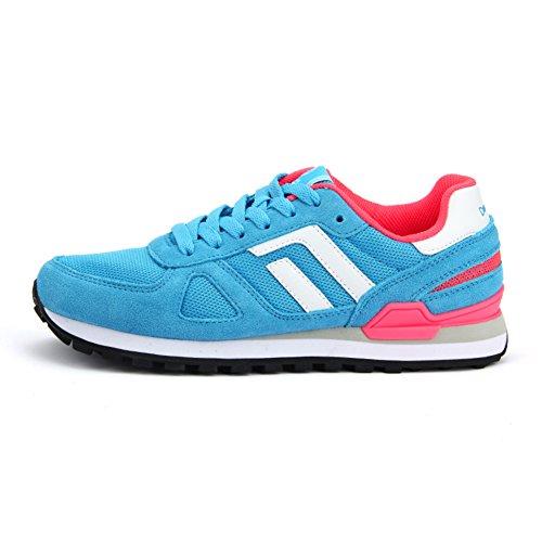 Zapatos de mujer/Mujeres zapatillas casual/zapatos para correr/los zapatos del ms/zapatos retro ejecución de la primavera A