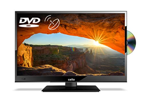 Cello C16230FT2S2 16' Full HD LED TV/DVD Freeview HD and Satellite Tuner