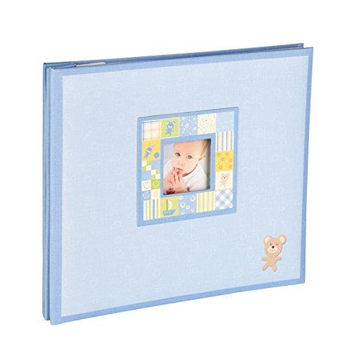 Baby Boy Blue Slip In 6x4 Photo Album - 200 Photos Kenro KB106UE