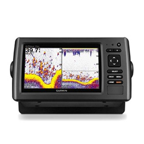 Garmin Echomap 73dv With Transducer Electronics Marine