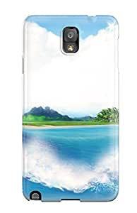Defender Case For Galaxy Note 3, P Pattern