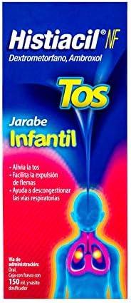 Histiacil Nf Infantil, Jarabe para Tos 150 ml