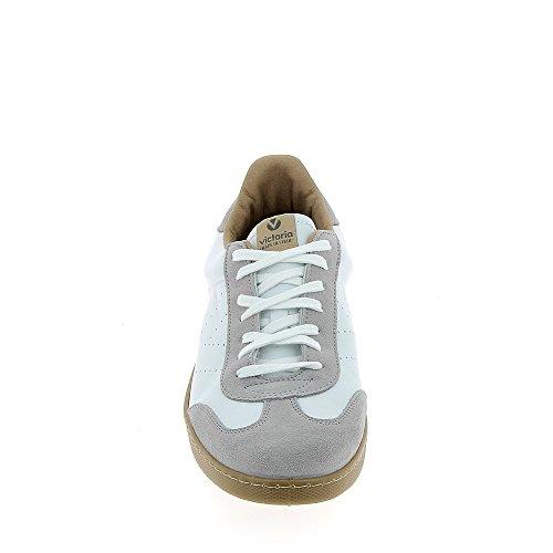Marron Sneakers 1125146 Clair Blanc Victoria Blanc q4wHxatc7