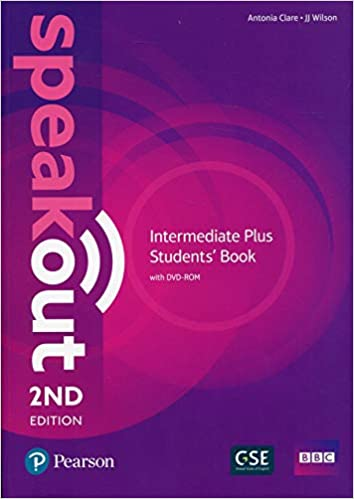 Speakout Intermediate Plus 2nd Edition Students Book and DVD-ROM ...