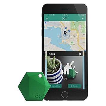 XY4+ Localizador de llaves | Dispositivo de seguimiento de artículos Bluetooth para encontrar llaves de coche