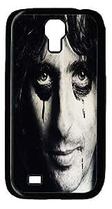 Alice Cooper Black PC Case for Samsung Galaxy S4 I9500