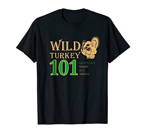 Wild Turkey 101 T Shirt