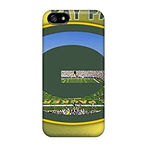 New Shockproof Protection Cases Covers For Iphone 5/5s/ Green Bay Packers Cases Covers