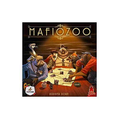 Mafiozoo - Juego de Mesa en Castellano: Amazon.es: Juguetes y juegos
