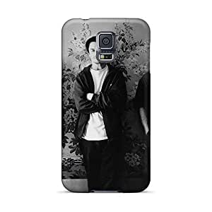 Protector Hard Phone Cases For Samsung Galaxy S5 With Support Your Personal Customized Attractive Black Sabbath Band Series AlissaDubois