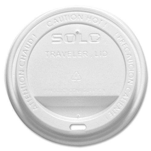 solo-cup-360007-traveler-lid-solo-12-16-oz-300-ct-white