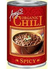 Chili Spicy (398ml) Brand: Amys