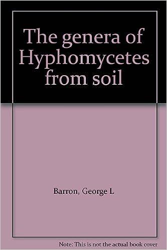 THE GENERA OF HYPHOMYCETES PDF