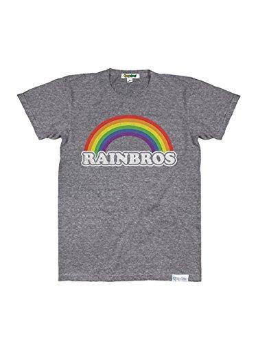 Men's Rainbow Pride T Shirt - (Rainbros, XX-Large)