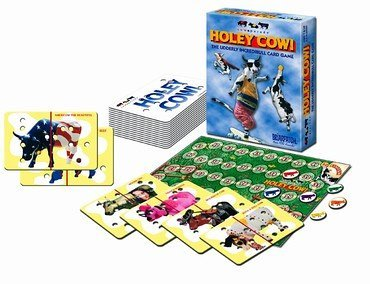 - Holey Cow! Card Game