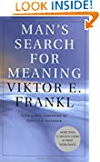 Viktor E. Frankl (Author), William J. Winslade (Afterword), Harold S. Kushner (Foreword) 3,385%Sales Rank in Books: 77 (was 2,684 yesterday) (3754)  Buy new: $14.00$7.50 231 used & newfrom$3.44