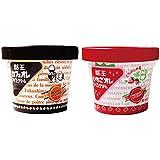 酪王カフェオレ いちごオレ アイスクリーム 2種×3個 計6個セット
