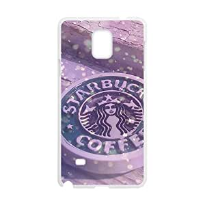 COBO Starbucks design fashion cell phone case for samsung galaxy note4