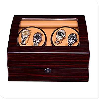 Automatico Watch Winder Watch Winders Watch Winder, 4 + 6 Caja de ...