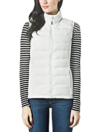 "<span class=""a-offscreen"">[Sponsored]</span>Women Packable Lightweight Down Vest Outdoor Puffer Vest"