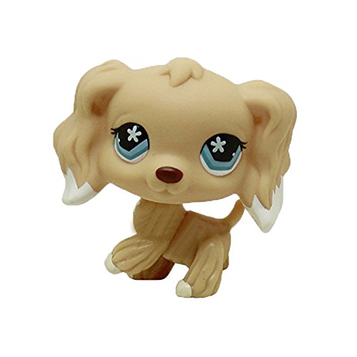 - Vibola Pet Shop Action Figure Animal Cartoon || Flower Eyes Dog Doll || Collection Littlest Cute Toy for Kids Child Girl