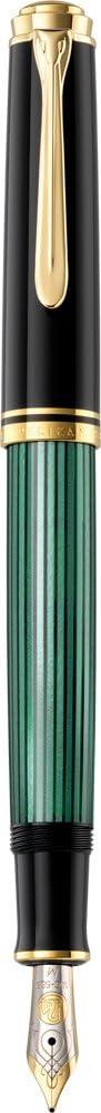 Pelikan M600 Pluma estilogr/áfica Souver/än 600 plum/ín F en oro bicolor