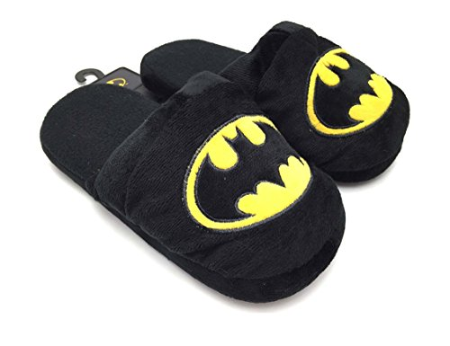 DC Slippers Comics Plush Batman S Logo 8qrw8U