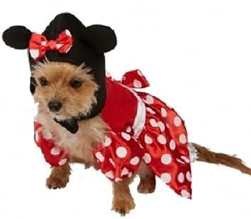 Amazon.com : Pet Dog Cat Official Disney Minnie or Mickey ...