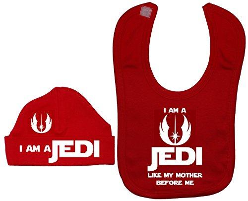 Un 12 Mère nbsp;mois De Baby Suis Rouge Je Ma Bavoir Bonnet Me Jedi Comme nbsp;à 0 casquette Avant Et 5nawXnFBq